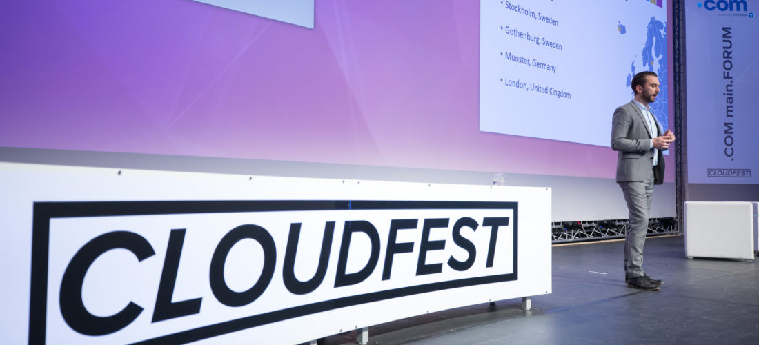 Come to CloudFest with us!